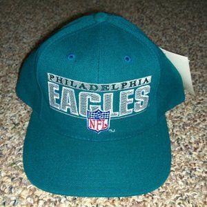 Vintage 90's Philadelphia Eagles Snapback Hat